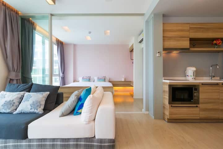 1 bedroom with beautiful sunset beach @ Kao Tao
