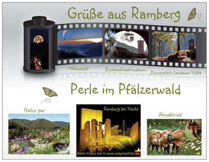 Ferienwohnung Mühlberg No.1, Ramberg, Pfälzer Wald