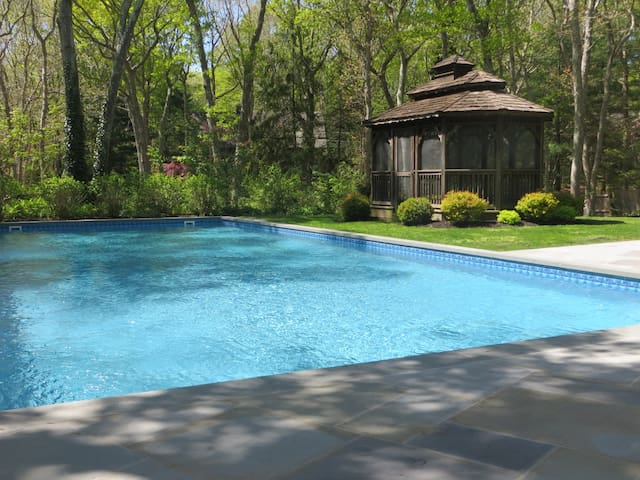 30' x 50' Heated in-ground pool