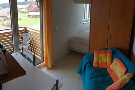 Kleines Zimmer für Einzelperson - Obereching