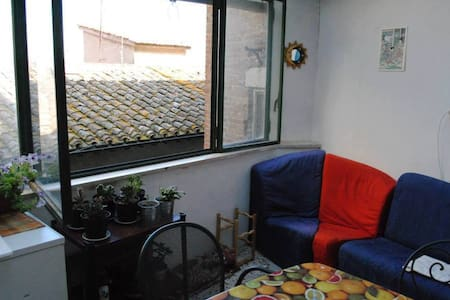 Nice mezzanine in the heart of Perugia - Perugia - Apartment