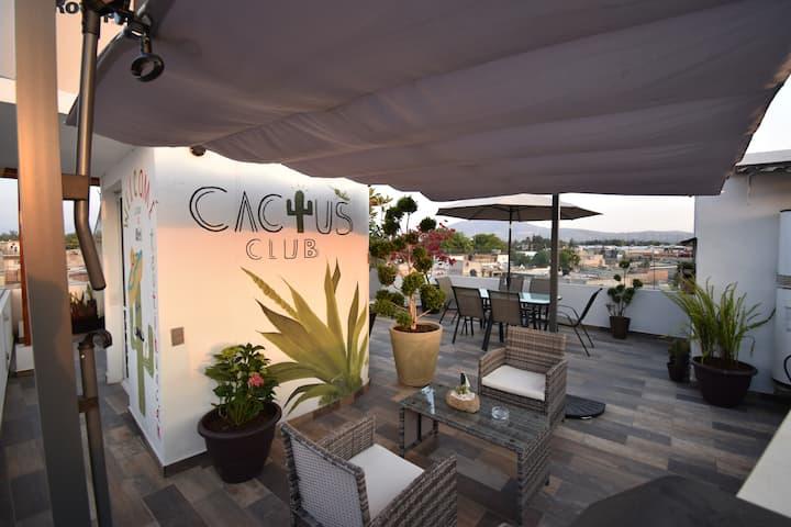 CACTUS CLUB/ Cuarzo