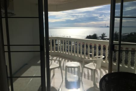 Sea View Beach Condominium (Free Motorbike Rental)
