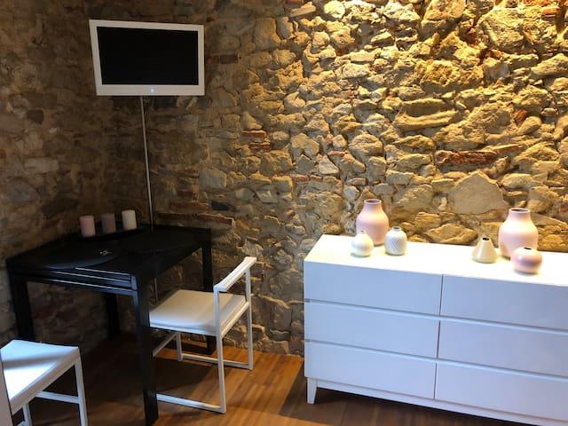 Studio avec cachet et cocooning en cœur de ville