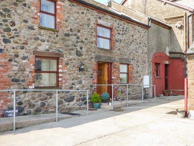 MUNCASTER VIEW, pet friendly, with open fire in Ravenglass, Ref 9863