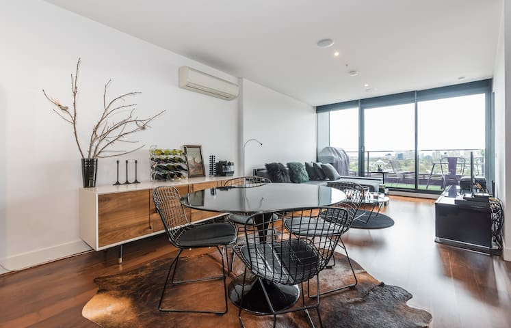 City Country Chic in South Yarra - South Yarra - Leilighet