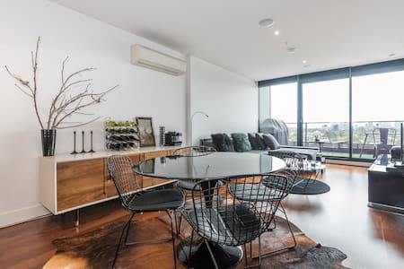 City/Country Chic in South Yarra - South Yarra - Apartmen