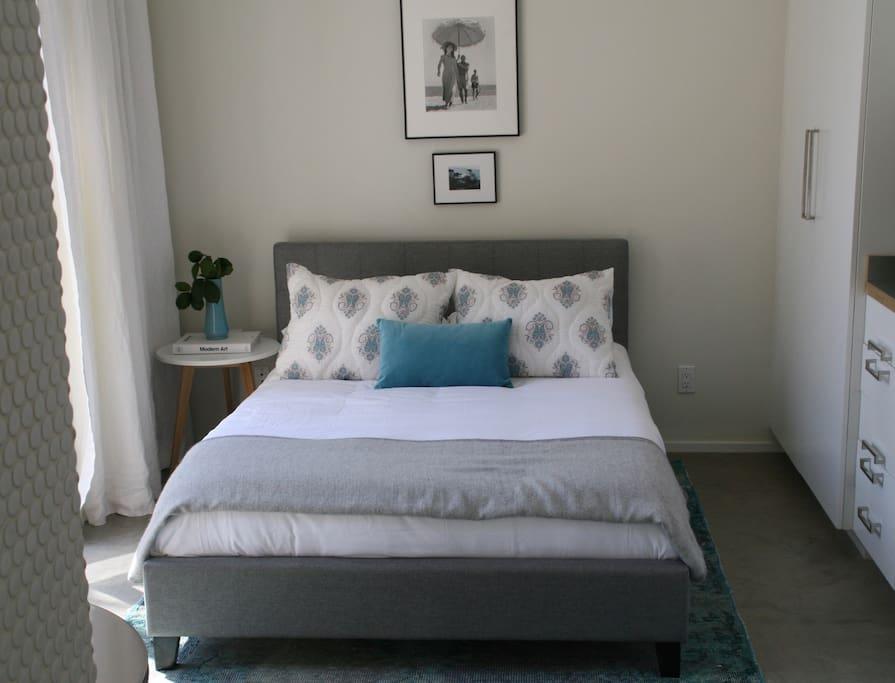 full size memory foam mattress