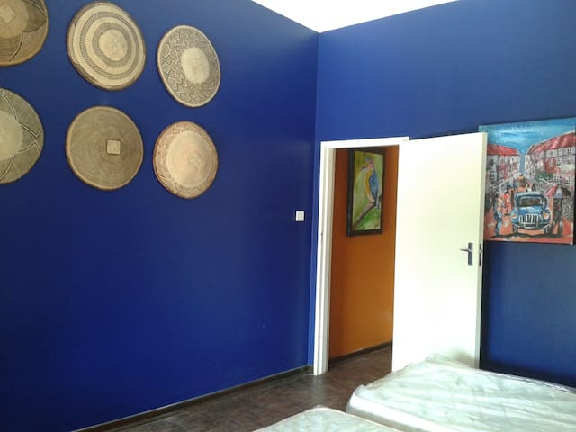 King Fisher Room 1 (part Meravigliosa Harare) - Harare - Bed & Breakfast