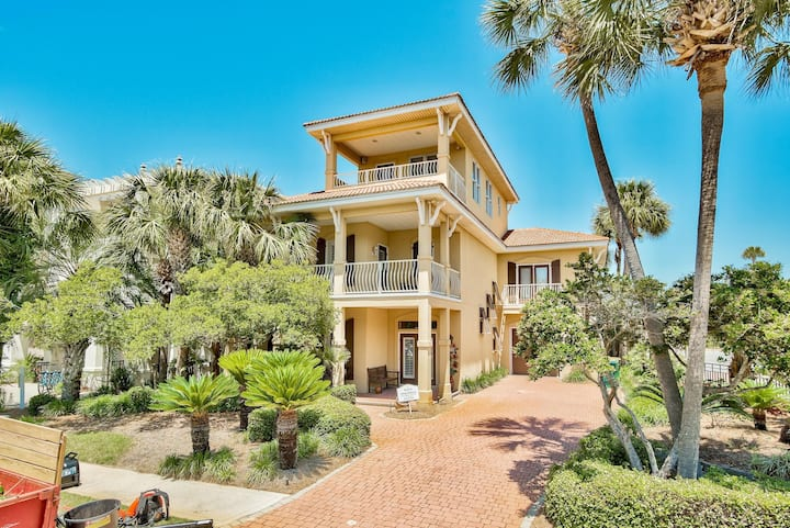 Destiny By the Sea - Sleeps 13