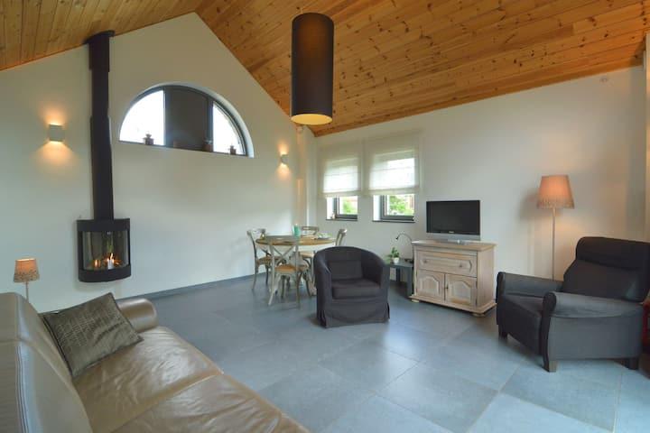 Countryside, modern and splendid cottage near Spa and Li�ge