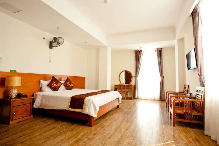 Deluxe room for 2_Stunning Ocean view - Da Nang - Boetiekhotel