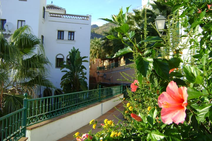 Cosy appartment with pool in Frigiliana