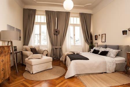 Beautiful Central City Apartment, bright & quiet - 维也纳 - 公寓