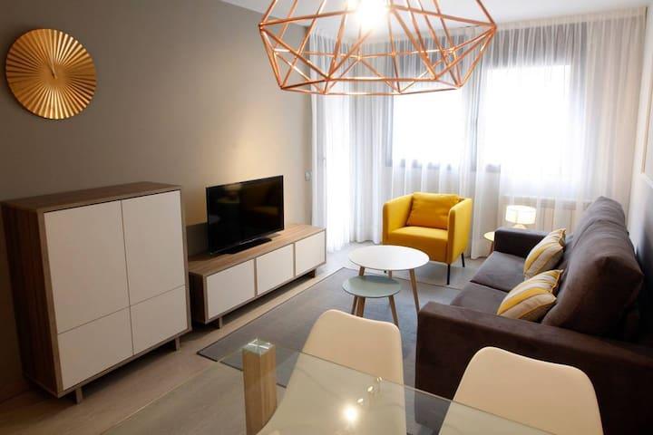 Apartamento estándar 3 personas - Centro de Lleida