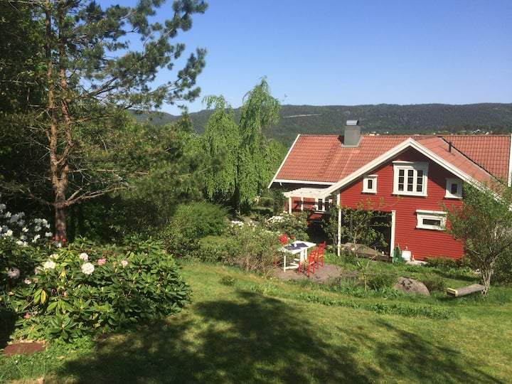 Unique farm with 20min to Kristiansand.