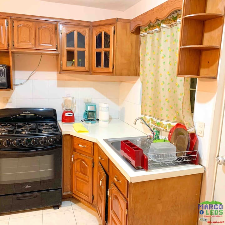 Marco´s Apartment in Quinta las Sabinas Juarez NL