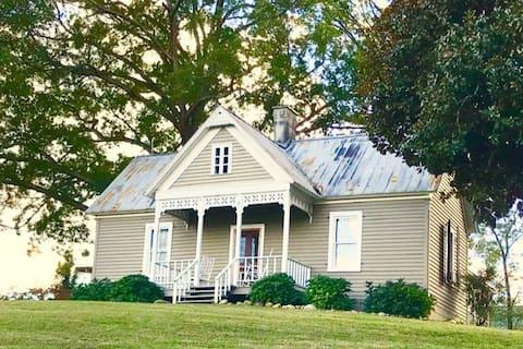 Historic Refurbished Tellico Home