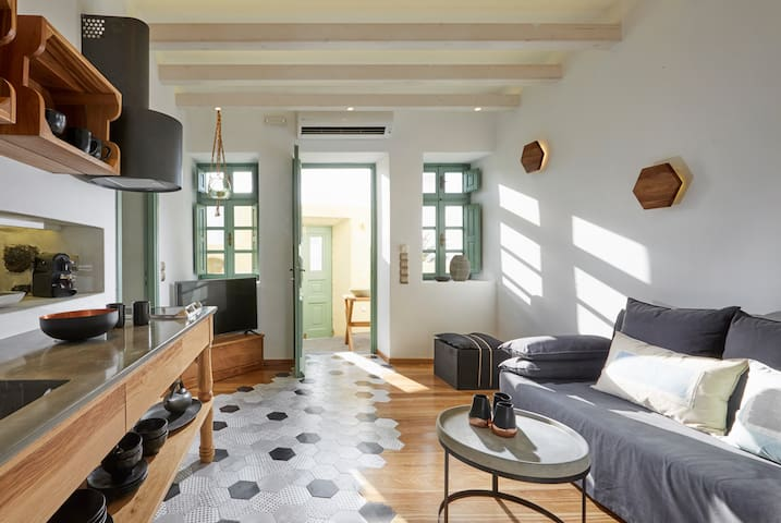 Domenica Home & Spa - Pyrgos Kallistis