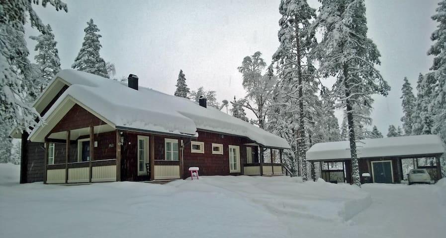 Cosy Cottage in Ylläs, Lapland