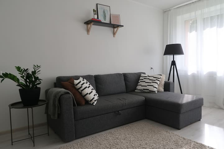 Cozy and quiet apartment in the heart of Tallinn