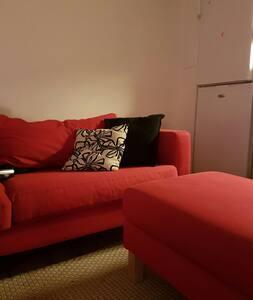 A nice 40km studio apartment. - Charlottenlund