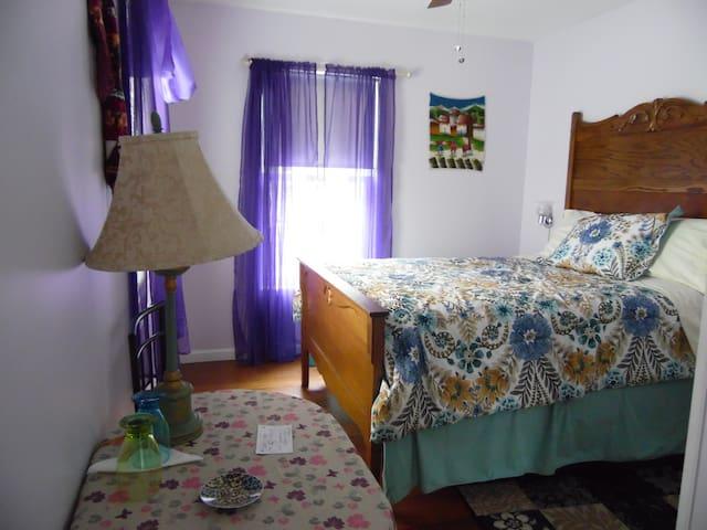 POTOMAC ROOM-Double room-Comfort-Private Bathroom