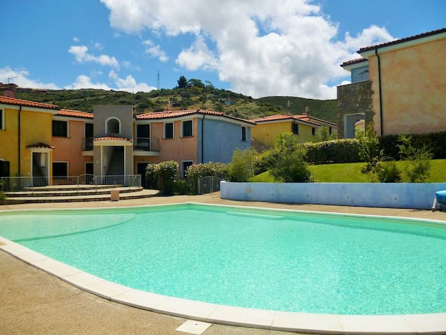 Residence Terme di Casteldoria - Appartamento 24 - Santa Maria Coghinas - Appartement