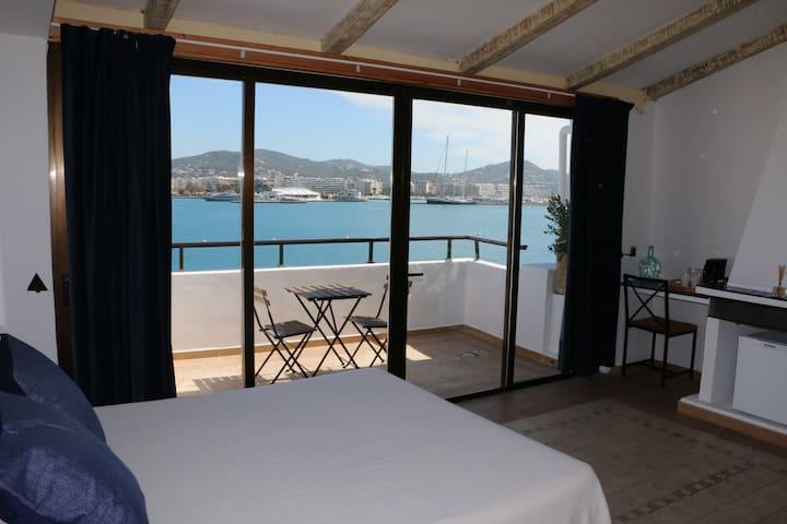 Primera linea de Puerto de Ibiza 3P - Ibiza - Apartamento