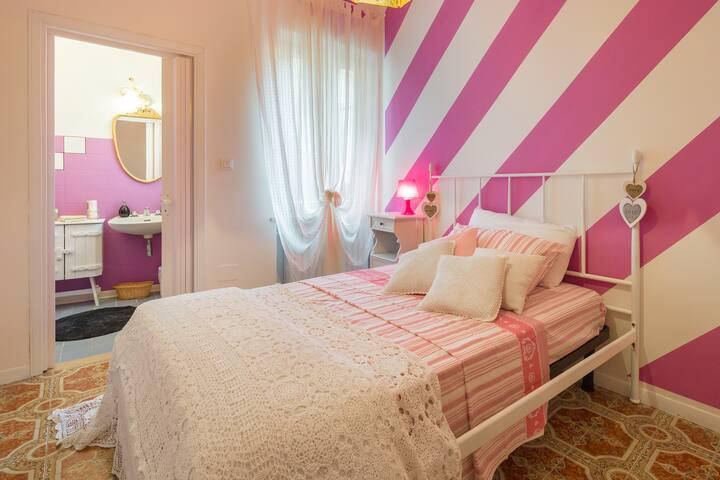 Piccola Maison Blue, stanza con bagno privato - Mantova - Bed & Breakfast