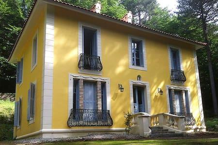 Villa de charme à Vizzavona au centre de la Corse