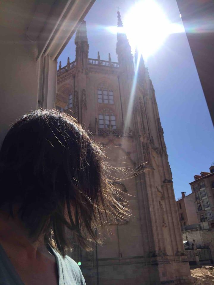 La morada de Tizona (a pie de la Catedral)