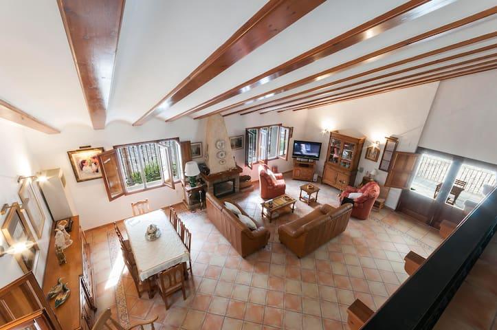 Casa Rural Riu Rau de Rafaelet - Aielo de Rugat