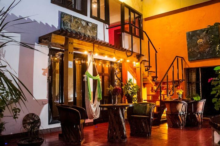 Habitación privada en Oaxaca
