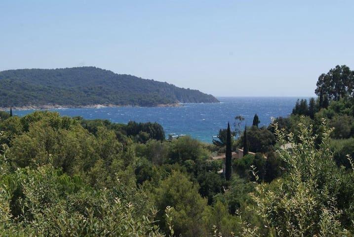 T2 vue mer, piscine, 300m plage - La Croix-Valmer
