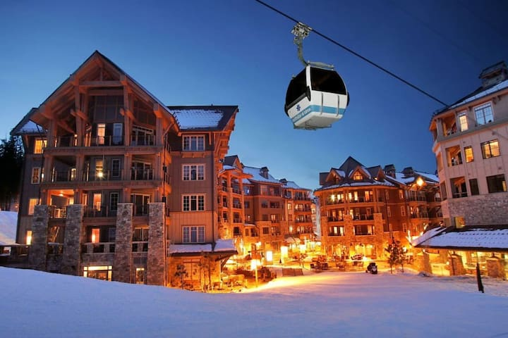 Northstar Resort, Ski Trail,  Ski IN-n-OUT Condo