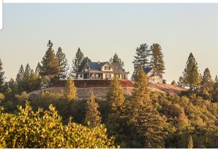 Peaceful,Secluded,On top of the world Sutter creek