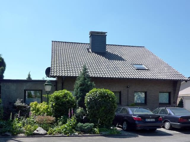 Large Holiday flat - close to the fair - Meerbusch - Appartement