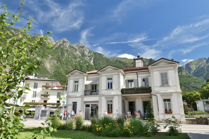Elvezia La Specola Apt. luminoso a Chiavenna - Chiavenna - Apartment