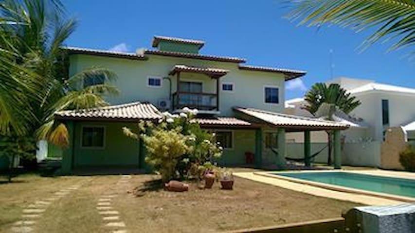 BARRA DO JACUIPE. PARAISO TERRESTRE - Camaçari - Prázdninový dům
