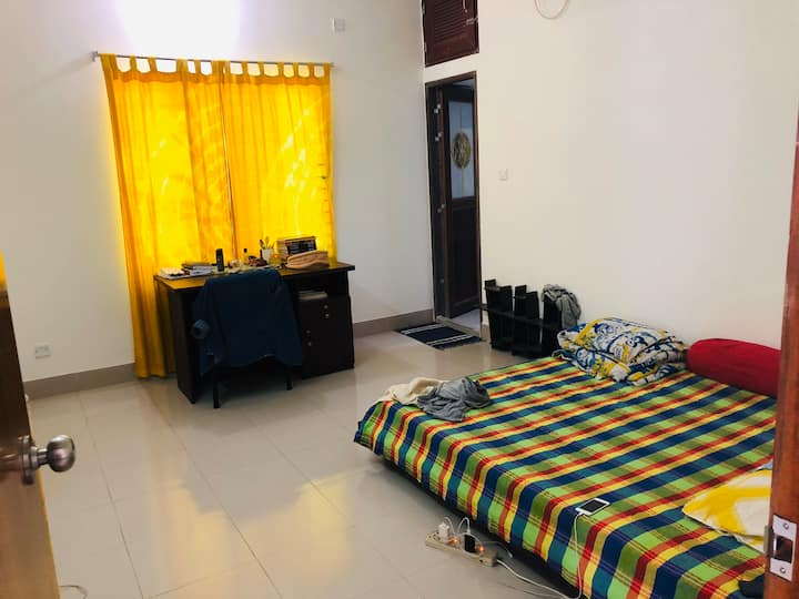 Female Dormitory for long stay