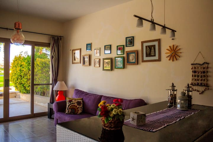 3 Bedroom Chalet in Little Venice-El Ain El Sokhna