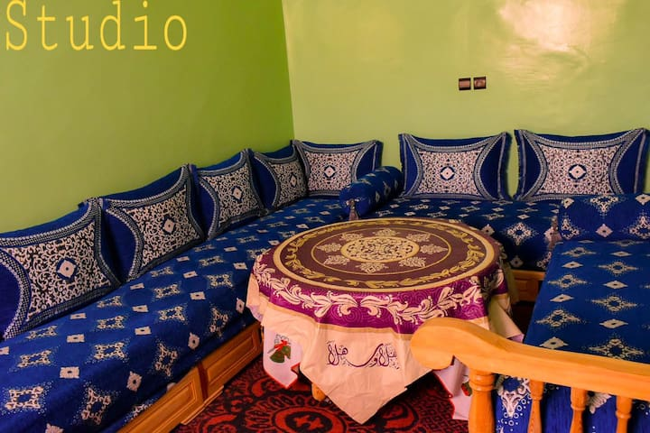Stay With Moroccan Family in Desert