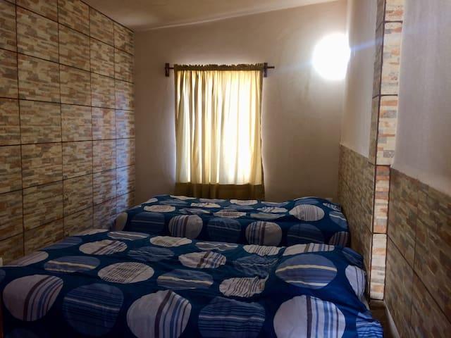Departamento amueblado de dos habitaciones