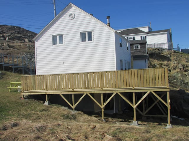 Oceanview Cottage Rental