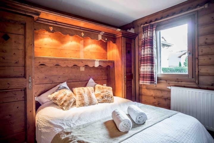 2-bedroom Flat in center of Chamonix
