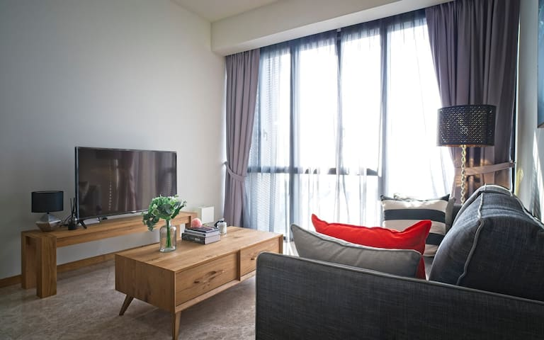 Cosy 1 bedroom @ Marina Bay / Raffles Place