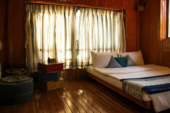 Chets:Luxury room by the beach - Diveagar - Villa