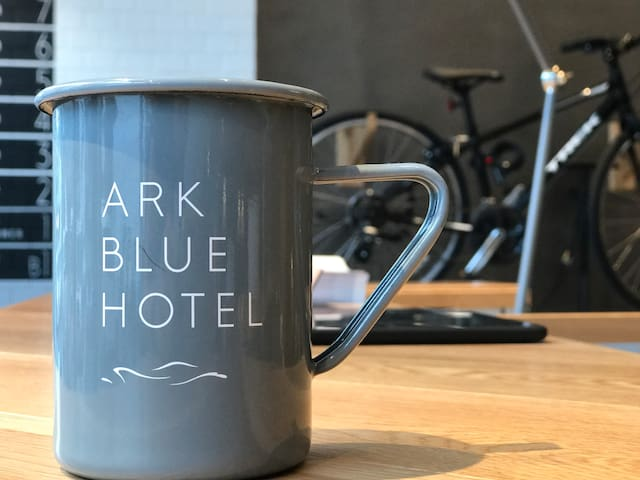 ARK BLUE HOTEL Mix Dormitory (8 beds room)