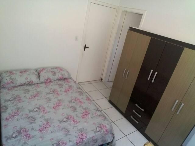 Apartamento bem localizado e boa segurança